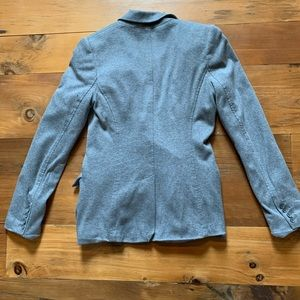 Talula Jackets & Coats - Talula Grey Cotton Blazer size 6